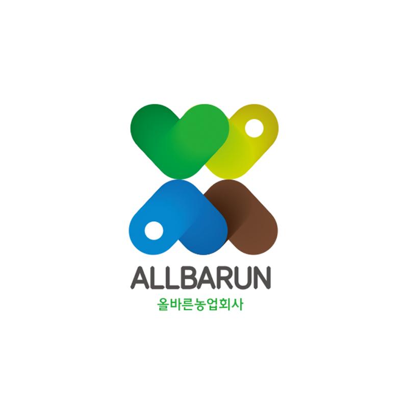 로고 디자인 | 올바른 (ALL BA RUN) | 라우드소싱 포트폴리오