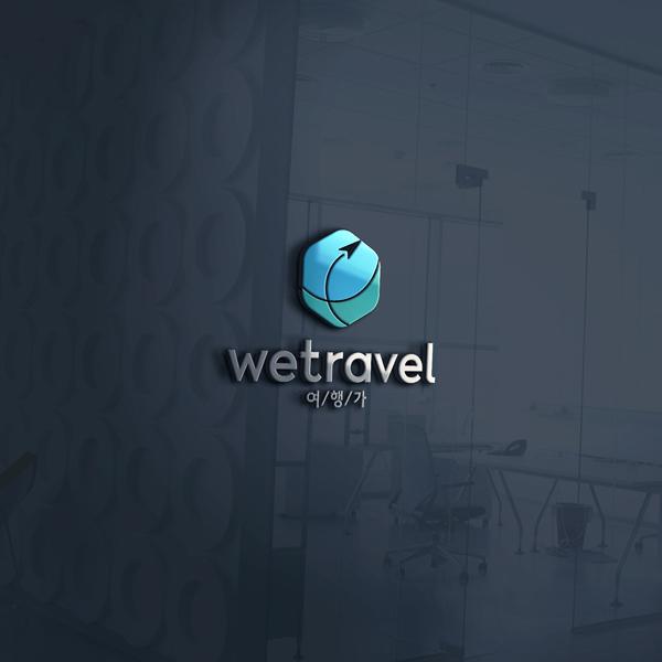 로고 + 명함   (주) 여행가   라우드소싱 포트폴리오