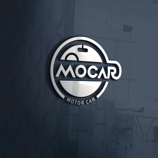 로고 디자인   모카 (MOCAR)   라우드소싱 포트폴리오