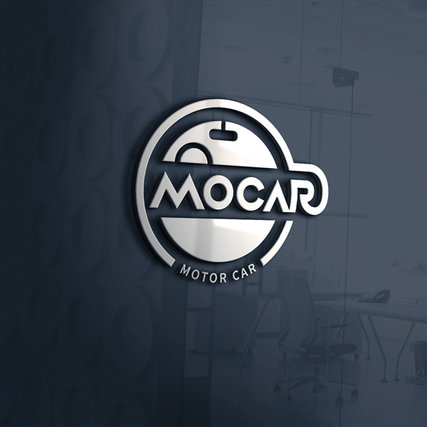 로고 디자인 | 모카 (MOCAR) | 라우드소싱 포트폴리오