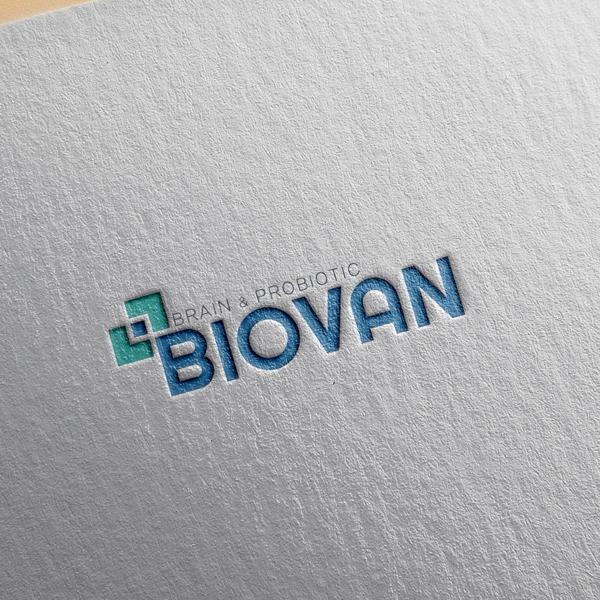 로고 + 명함   BIOVAN(바이오밴)   라우드소싱 포트폴리오