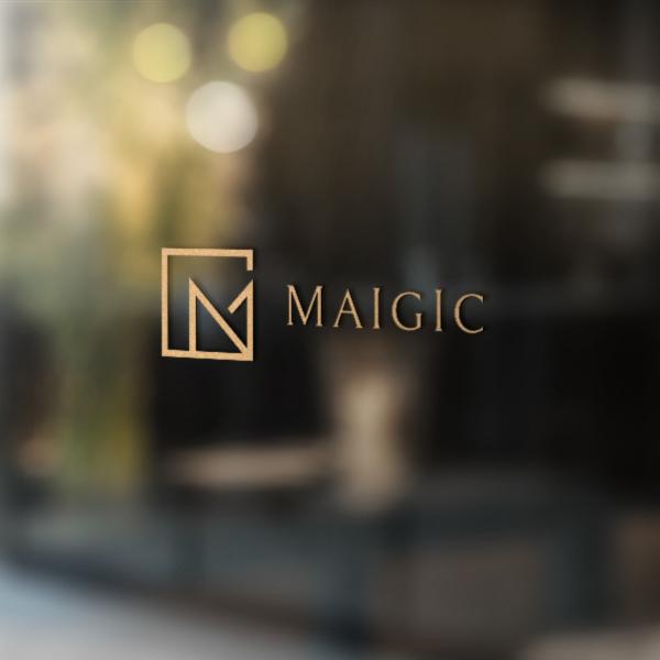 로고 + 네이밍 | 마그네틱팩(화장품) 로고... | 라우드소싱 포트폴리오