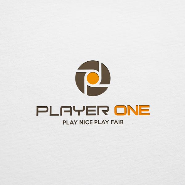로고 디자인 | 플레이어원 로고 디자인 의뢰 | 라우드소싱 포트폴리오