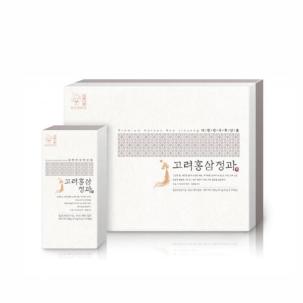 패키지 디자인 | 홍삼정과 패키지 디자인 의뢰 | 라우드소싱 포트폴리오
