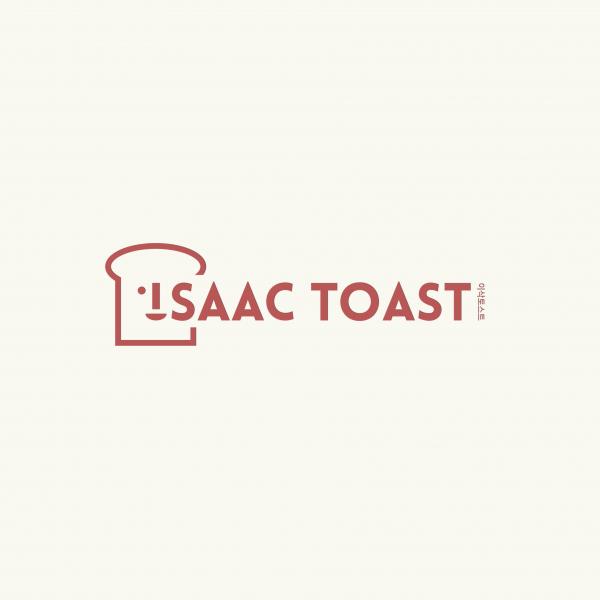 로고 디자인 | 이삭토스트 | 라우드소싱 포트폴리오