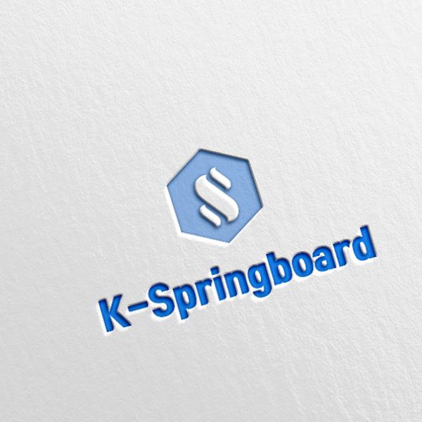 로고 디자인 | 성장도약플랫폼 | 라우드소싱 포트폴리오