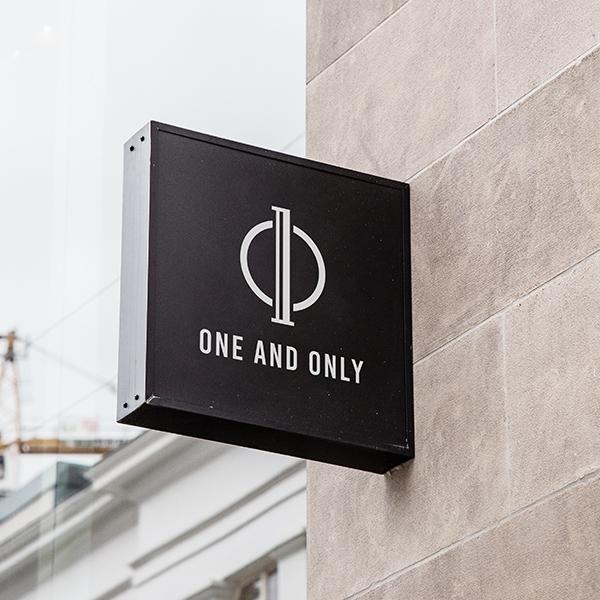 로고 디자인 | ONE AND ONLY | 라우드소싱 포트폴리오