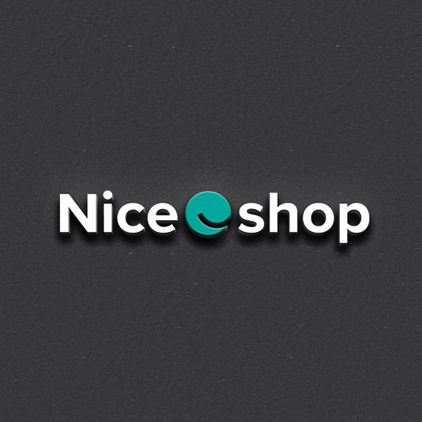 로고 + 명함   (주)나이스이샵   라우드소싱 포트폴리오