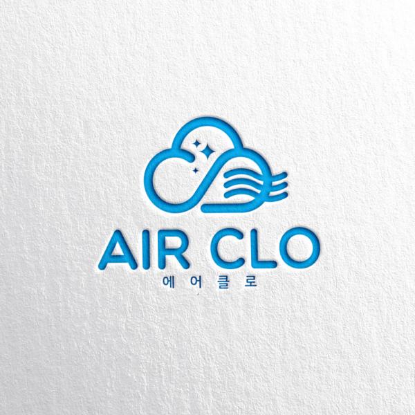 로고 + 명함 | 살균/탈취제 AIR CL... | 라우드소싱 포트폴리오