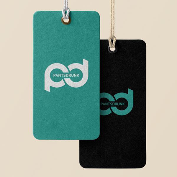 로고 디자인 | pantsdrunk | 라우드소싱 포트폴리오