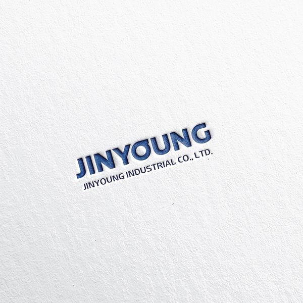 로고 + 명함   진영산업주식회사, JINYOU...   라우드소싱 포트폴리오