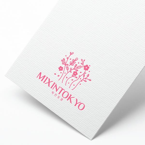 로고 디자인 | 믹인도쿄(mixintokyo) | 라우드소싱 포트폴리오