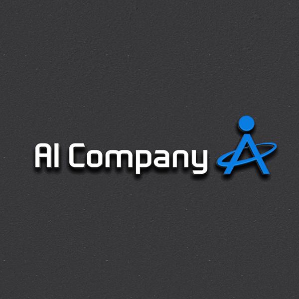 로고 디자인 | AI Company CI... | 라우드소싱 포트폴리오