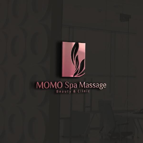 로고 디자인   MOMO  Spa Massag...   라우드소싱 포트폴리오