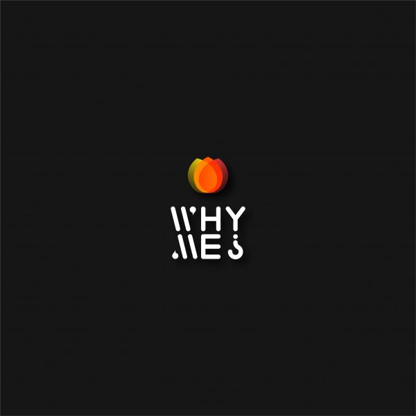 로고 + 명함 | WHY ME ? 로고 디... | 라우드소싱 포트폴리오