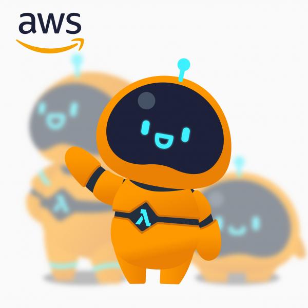 캐릭터 디자인 | 아마존웹서비스 코리아(AWS)  | 라우드소싱 포트폴리오