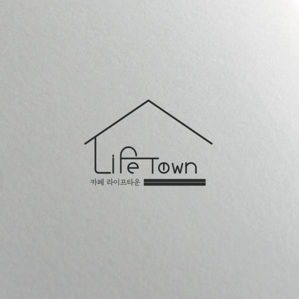 로고 디자인   라이프타운 / LifeTown   라우드소싱 포트폴리오