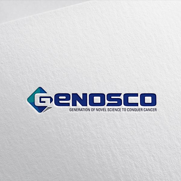로고 디자인   GENOSCO INC.   라우드소싱 포트폴리오