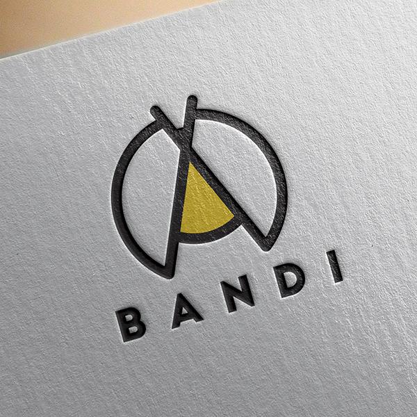 로고 디자인 | 조명전문 브랜드 BAND... | 라우드소싱 포트폴리오