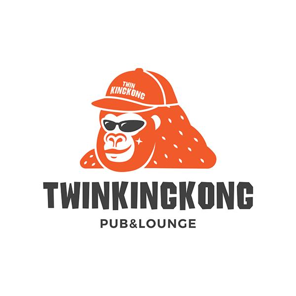 로고 디자인   TWINKINGKONG   라우드소싱 포트폴리오