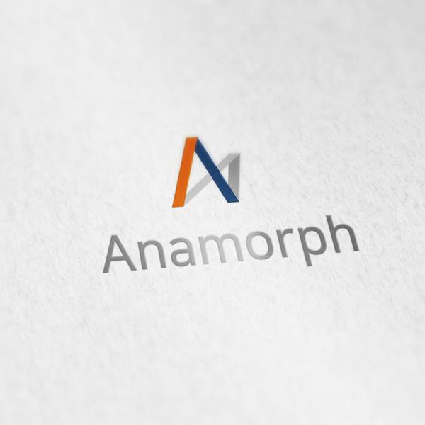 로고 + 명함   애너모프   라우드소싱 포트폴리오