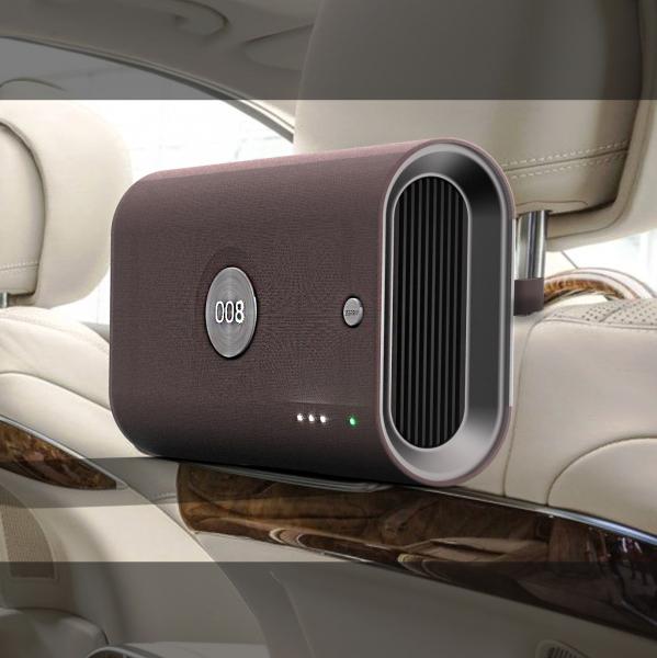제품 디자인 | 차량용 공기청정기 디자인 의뢰 | 라우드소싱 포트폴리오