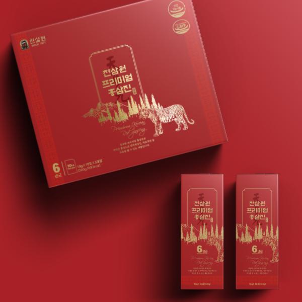 패키지 디자인   고려인삼제조(주)   라우드소싱 포트폴리오
