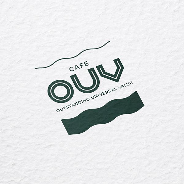 로고 디자인 | OUV | 라우드소싱 포트폴리오