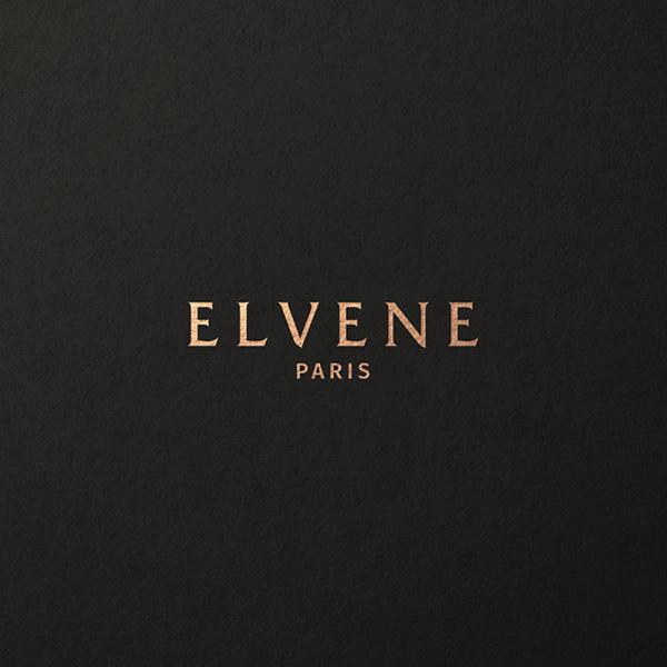 로고 디자인 | 여성화장품 브랜드 ELV... | 라우드소싱 포트폴리오