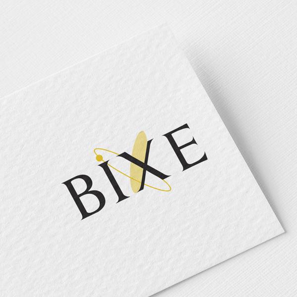 로고 + 명함   BIXE    라우드소싱 포트폴리오