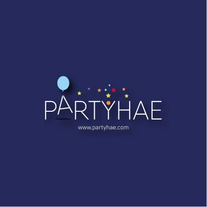 로고 디자인 | 파티전문 쇼핑몰 파티해(... | 라우드소싱 포트폴리오