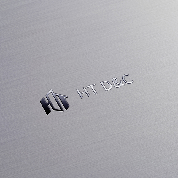 로고 디자인 | HT D&C C/I 로고... | 라우드소싱 포트폴리오
