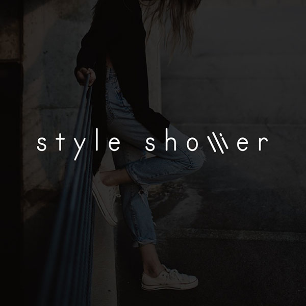 로고 디자인 | 유튜브 스타일샤워 로고 ... | 라우드소싱 포트폴리오
