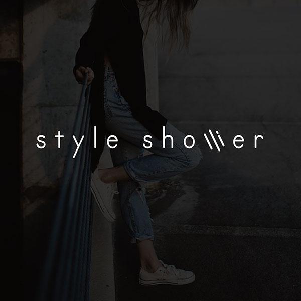 로고 디자인   스타일샤워 styleshower   라우드소싱 포트폴리오