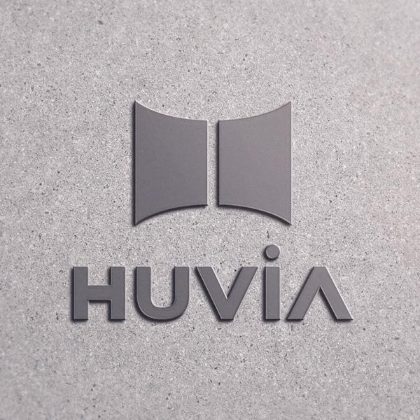 로고 디자인 | HUVIA  로고디자인의뢰 | 라우드소싱 포트폴리오