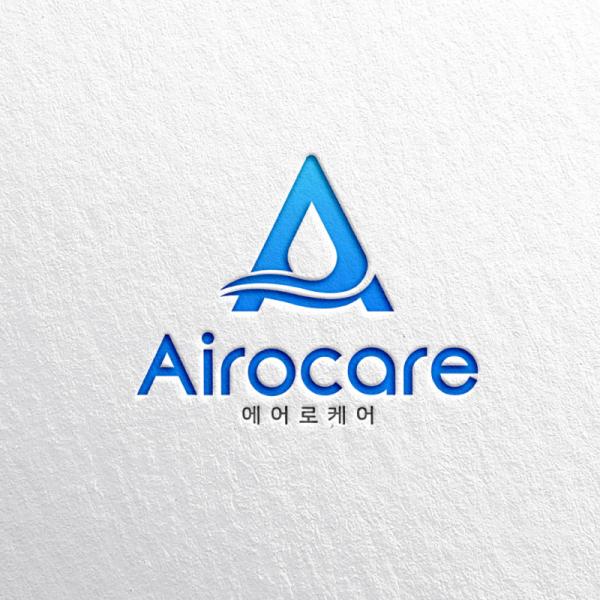 로고 디자인 | 에어로케어 (주) 다한 | 라우드소싱 포트폴리오
