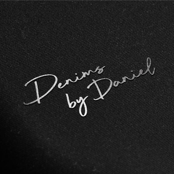 로고 + 명함   Denims by Daniel   라우드소싱 포트폴리오