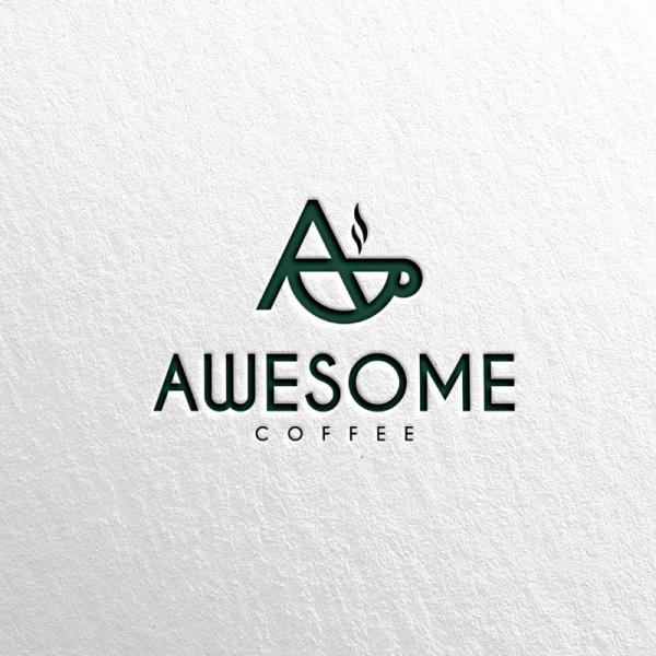로고 + 간판 | AWESOME | 라우드소싱 포트폴리오