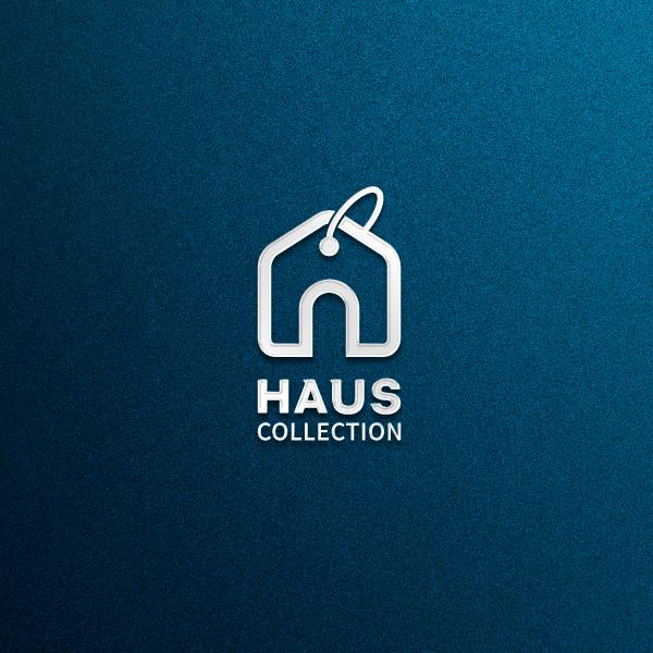 로고 + 명함 | 브랜드명 HAUS | 라우드소싱 포트폴리오