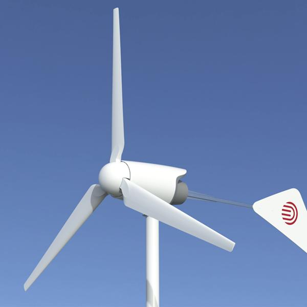 제품 디자인 | 소형 풍력발전기 외형디자인 | 라우드소싱 포트폴리오