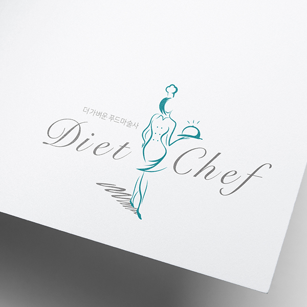 로고 디자인 | 푸드스쿱 | 라우드소싱 포트폴리오