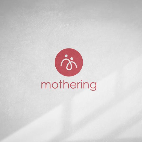 로고 디자인 | 마더링  | 라우드소싱 포트폴리오