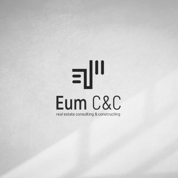 로고 디자인 | 이음씨앤씨 로고+명함 디... | 라우드소싱 포트폴리오