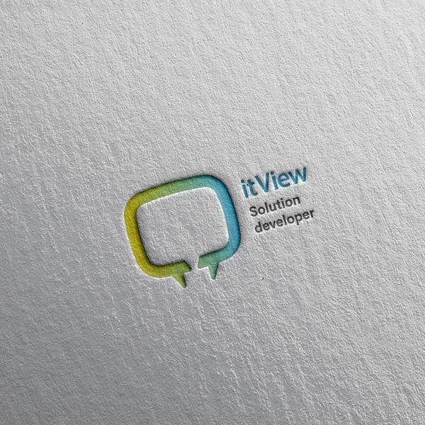 로고 + 명함 | 잇뷰 로고 및 명함 디자... | 라우드소싱 포트폴리오