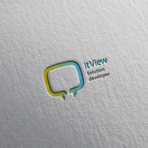 로고 + 명함   주식회사 잇뷰   라우드소싱 포트폴리오
