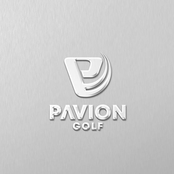 로고 디자인 | PAVION | 라우드소싱 포트폴리오