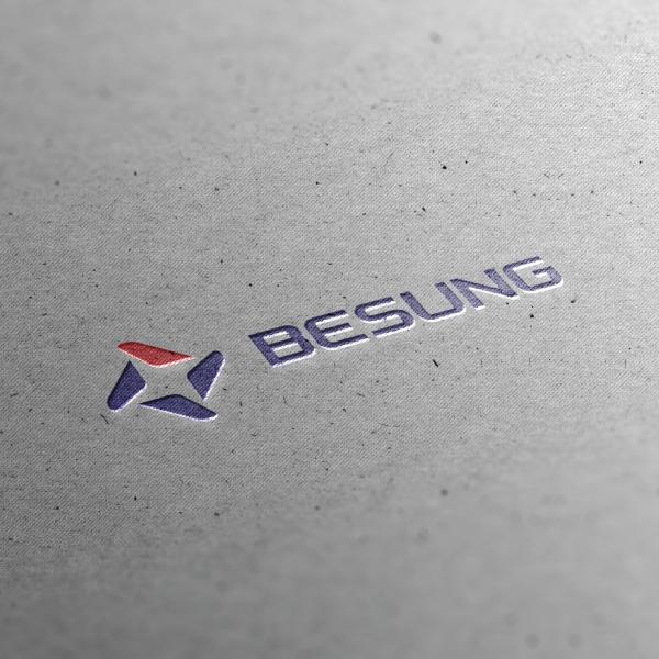 로고 + 명함 | 비성(BESUNG) | 라우드소싱 포트폴리오