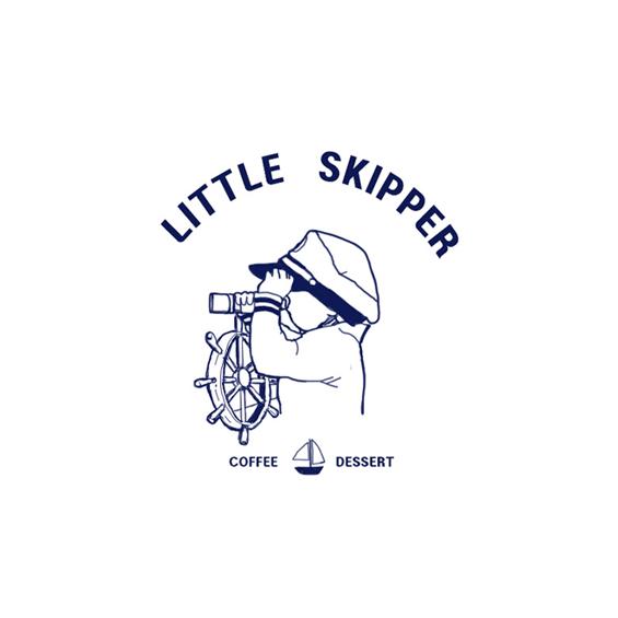 로고 + 간판   Little Skipper   라우드소싱 포트폴리오