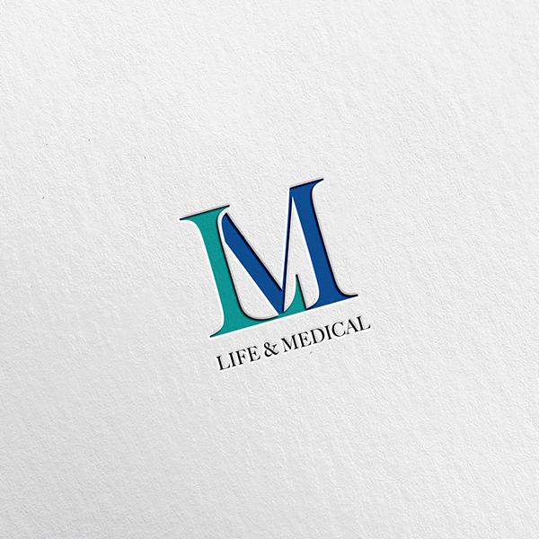 로고 디자인 | (주) 라이프 & 메디... | 라우드소싱 포트폴리오