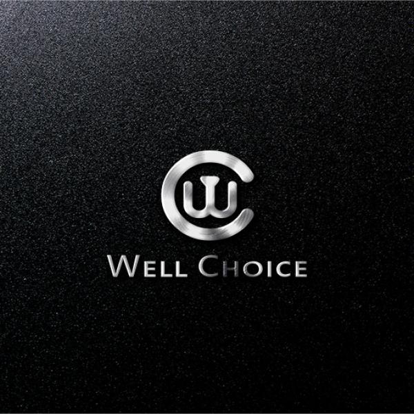 로고 + 명함   (주)웰초이스   라우드소싱 포트폴리오